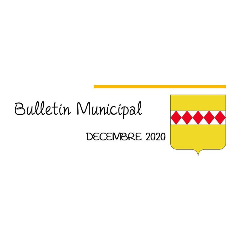 COMBAS Bulletin municipal décembre 2020