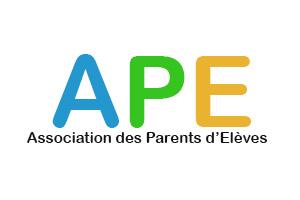 APE : Association des Parents d'Elèves